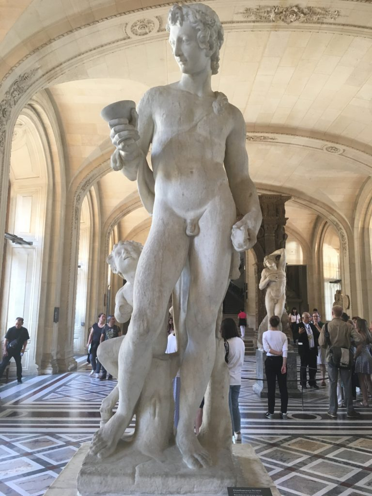 Dionysus Bacchus